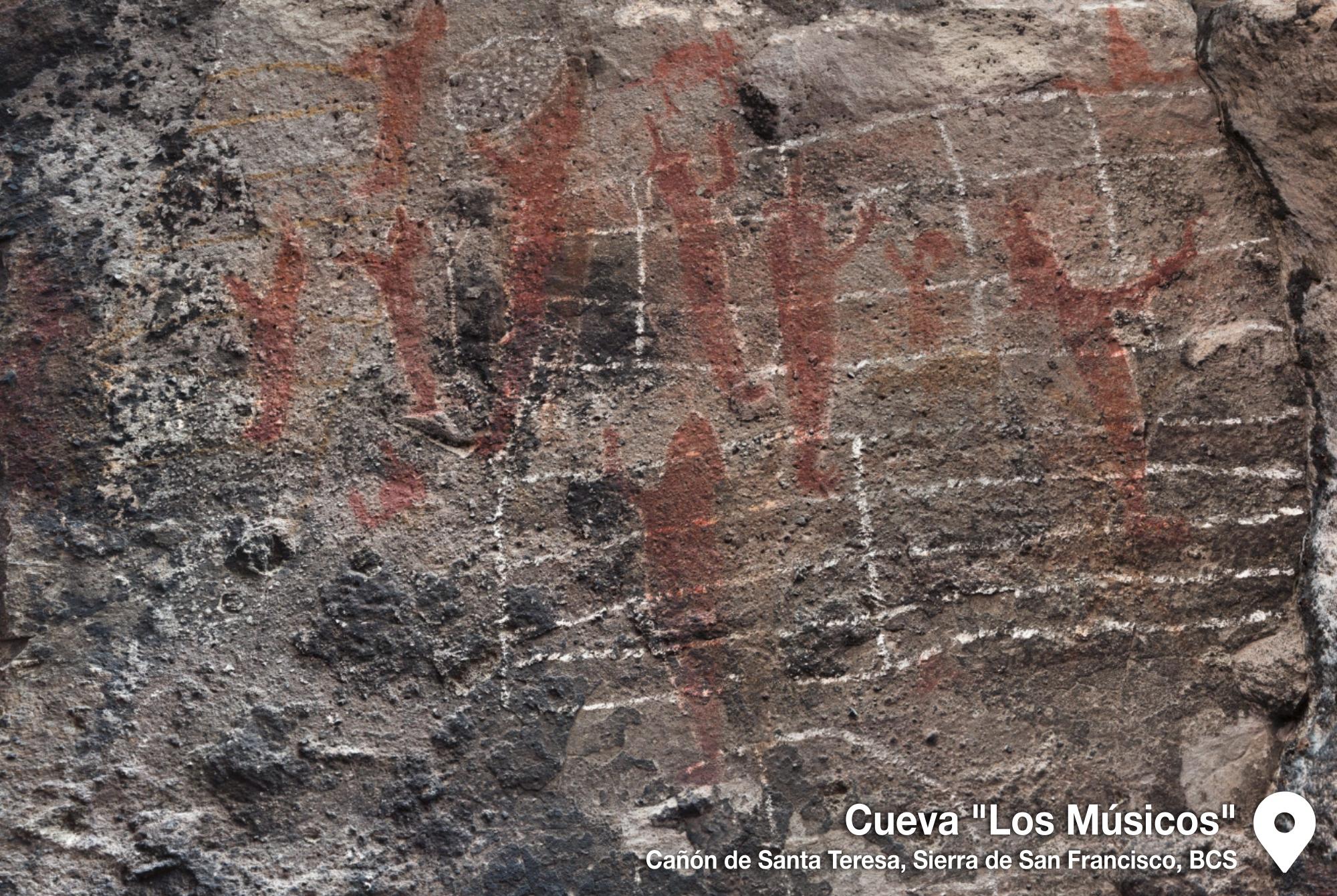 Cueva de Los Músicos | ISC