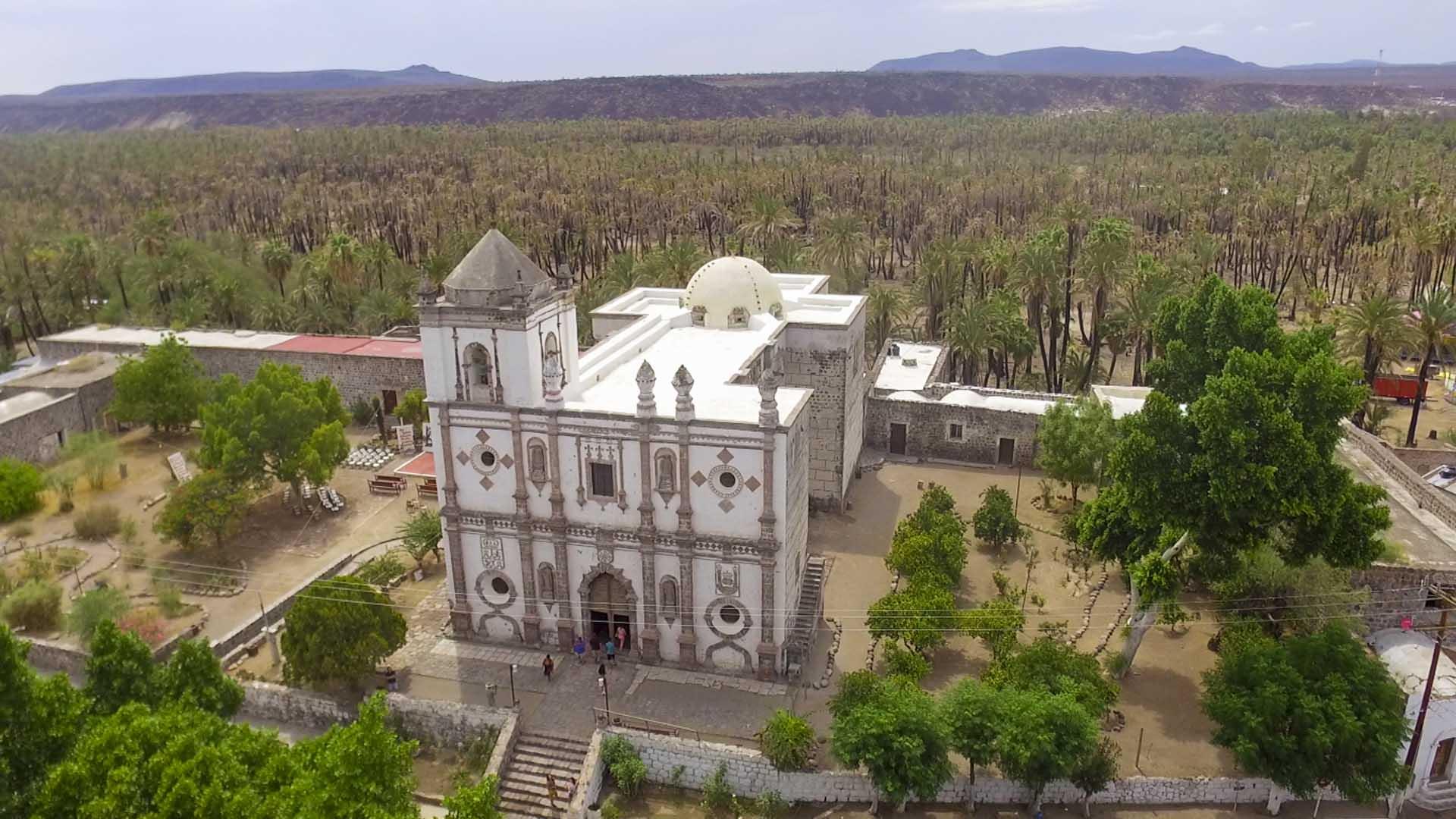Misión de San Ignacio de Kadakaamán
